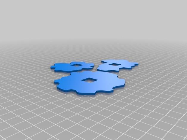 机械手臂模型 3D模型  图2