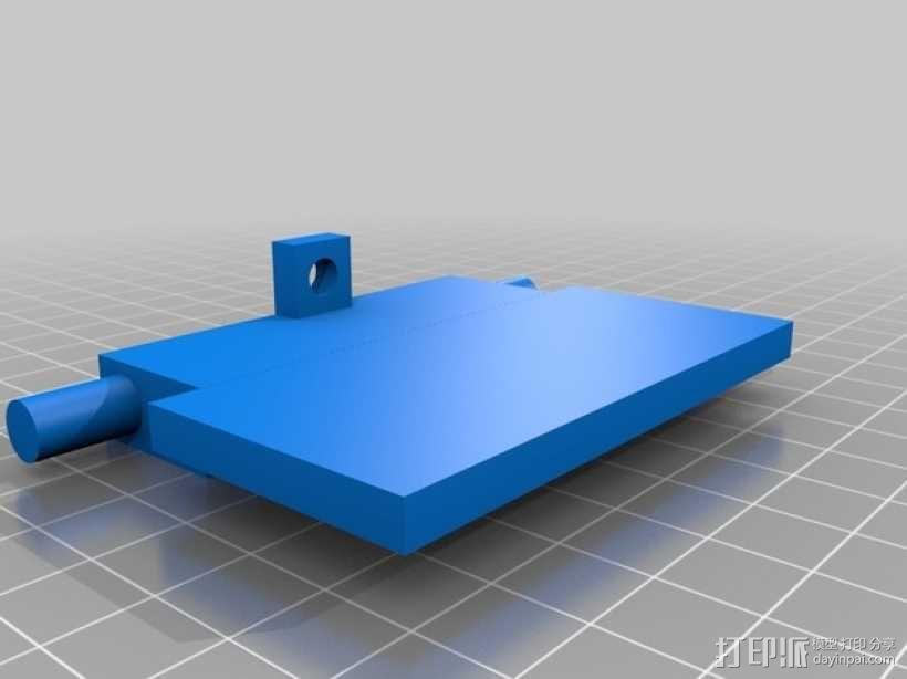 迷你玩具盒模型 3D模型  图3