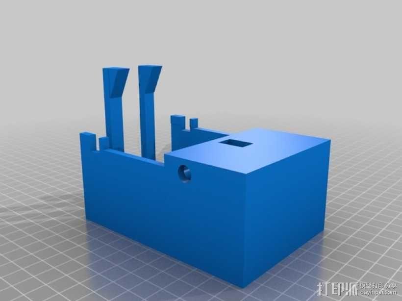 迷你玩具盒模型 3D模型  图4