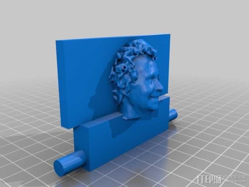 迷你玩具盒模型 3D模型  图6