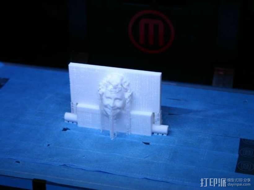 迷你玩具盒模型 3D模型  图9