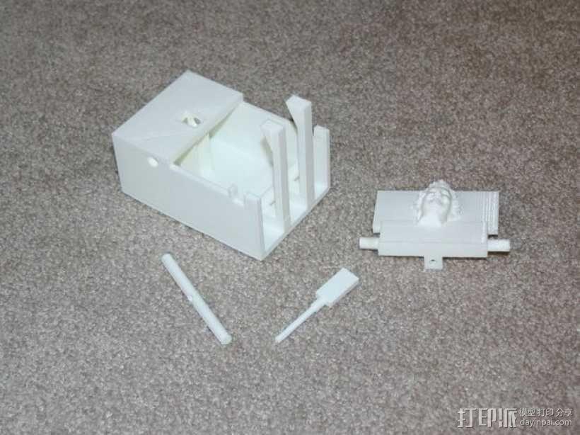 迷你玩具盒模型 3D模型  图11