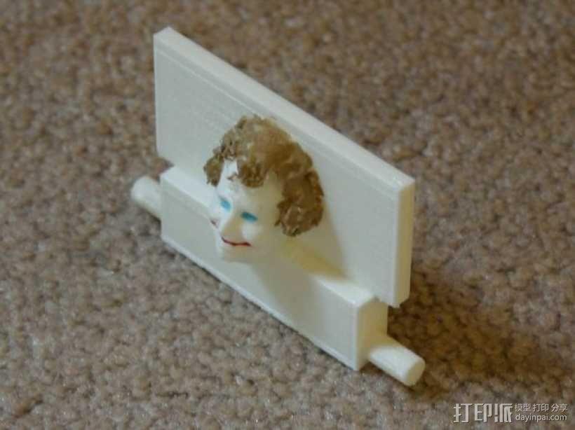 迷你玩具盒模型 3D模型  图13
