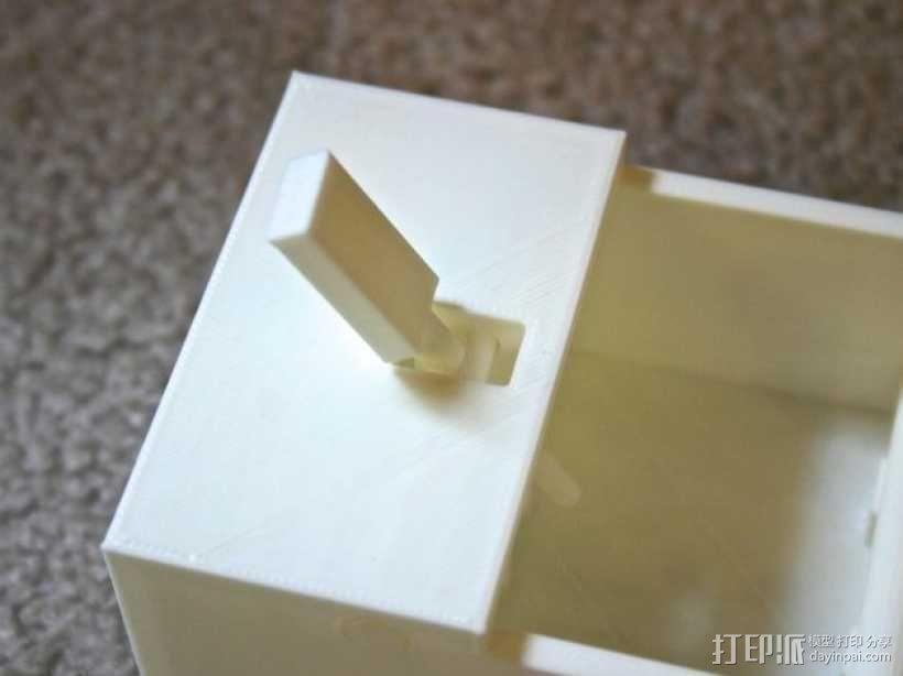 迷你玩具盒模型 3D模型  图12