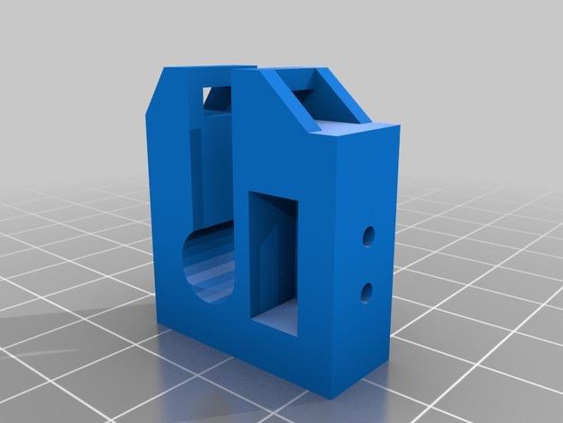 迷你计时器支架模型 3D模型  图2