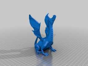 唱歌的恐龙 3D模型