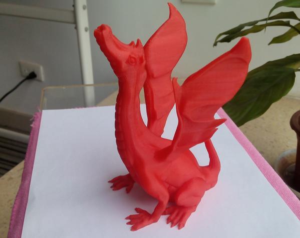 火龙 3D打印制作  图5