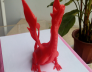 火龙 3D打印制作  图2