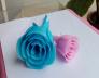 玫瑰花 3D打印制作  图5