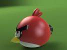 愤怒的小鸟 3D模型 图4