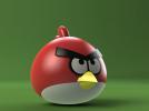 愤怒的小鸟 3D模型 图1