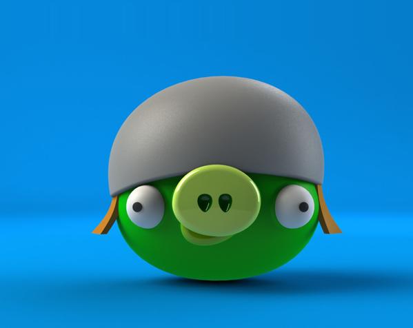 坏猪猪 3D模型  图3