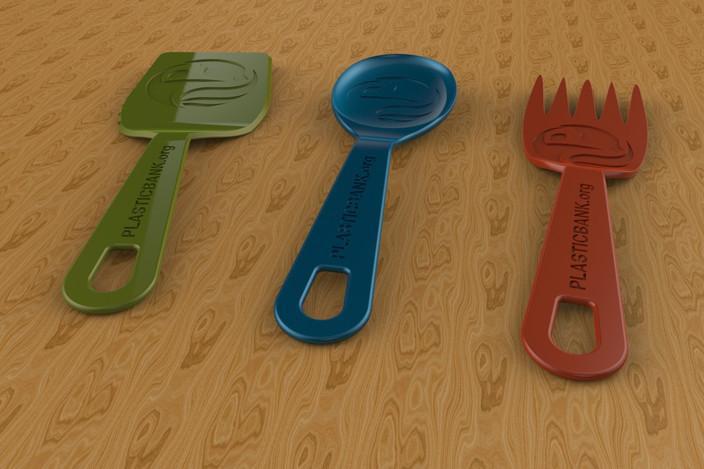 炊具 3D模型  图5