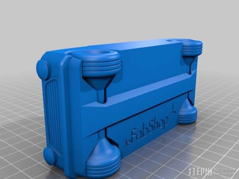 迷你小汽车 3D模型  图5