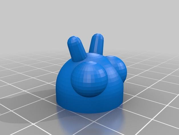 Monstamaka动物玩具套件 3D模型  图7