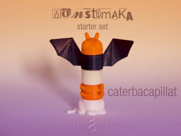 Monstamaka动物玩具套件 3D模型  图4