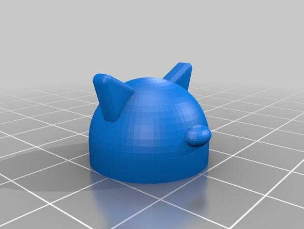Monstamaka动物玩具套件 3D模型  图10