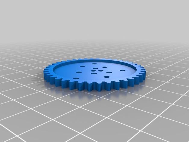 呼吸描记器 3D模型  图5