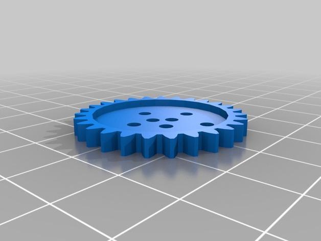 呼吸描记器 3D模型  图7