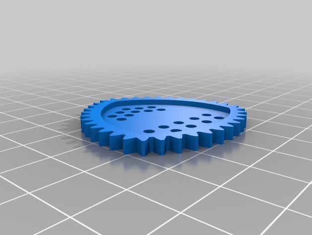 呼吸描记器 3D模型  图10
