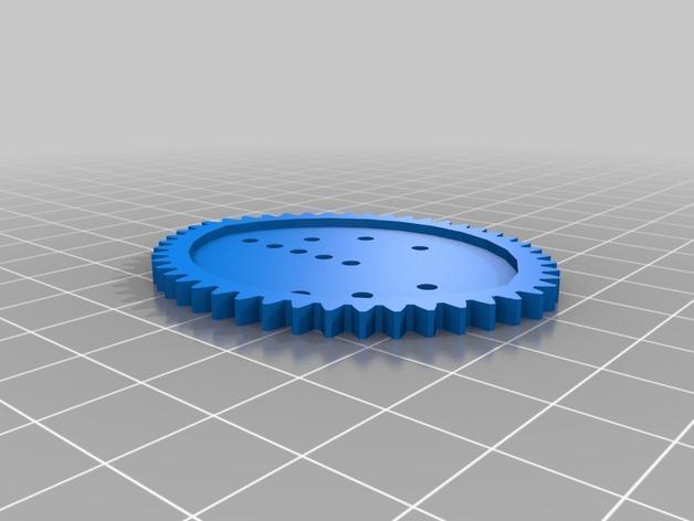 呼吸描记器 3D模型  图9
