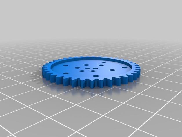 呼吸描记器 3D模型  图12
