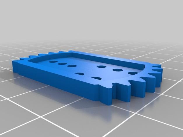 呼吸描记器 3D模型  图13