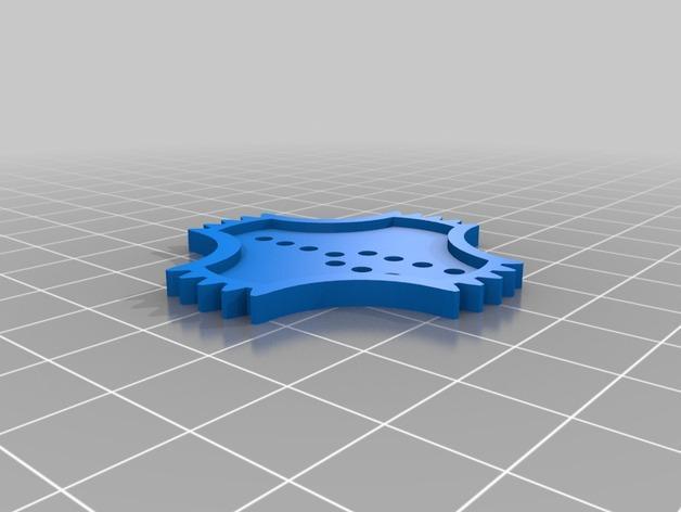 呼吸描记器 3D模型  图15