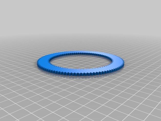 呼吸描记器 3D模型  图16