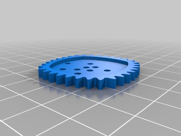 呼吸描记器 3D模型  图18