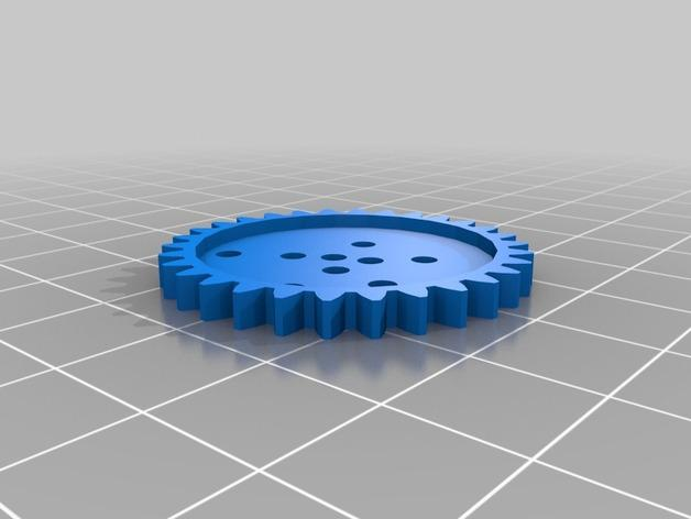 呼吸描记器 3D模型  图20
