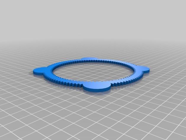 呼吸描记器 3D模型  图24