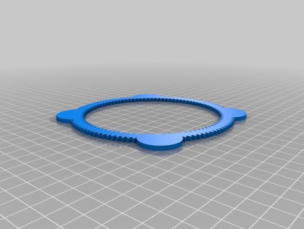 呼吸描记器 3D模型  图23