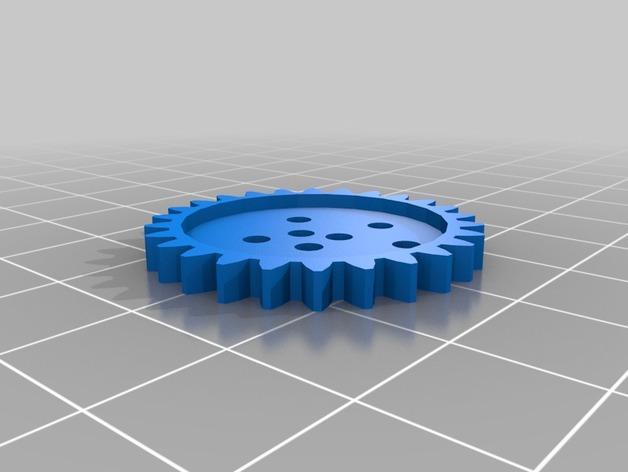 呼吸描记器 3D模型  图27