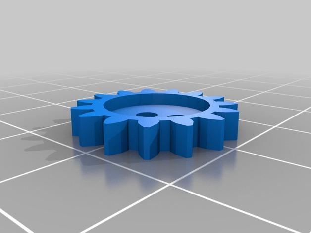 呼吸描记器 3D模型  图29