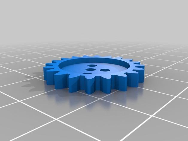 呼吸描记器 3D模型  图28