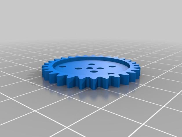 呼吸描记器 3D模型  图31