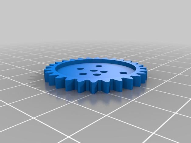 呼吸描记器 3D模型  图32