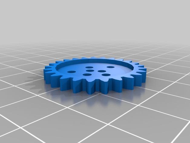 呼吸描记器 3D模型  图30