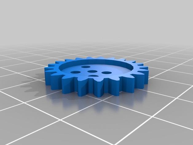 呼吸描记器 3D模型  图34