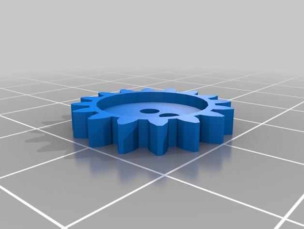 呼吸描记器 3D模型  图33