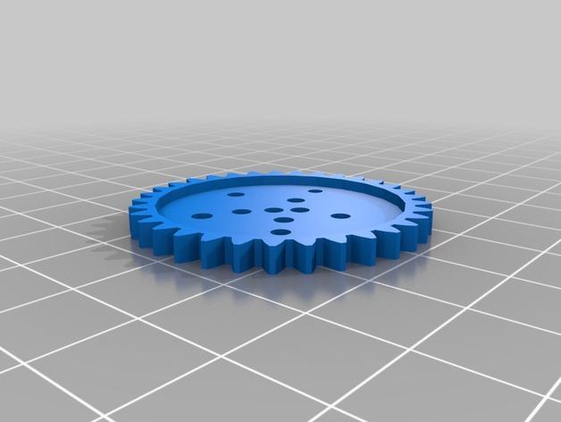 呼吸描记器 3D模型  图37