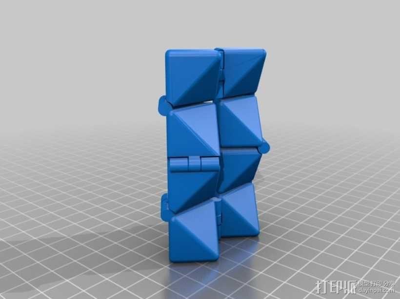 可随意折叠的魔方 3D模型  图7