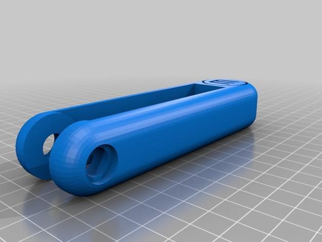 节日发声玩具 3D模型  图2
