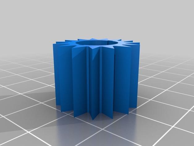 节日发声玩具 3D模型  图5