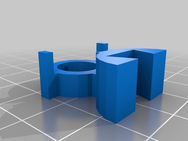 可上锁的礼物盒 3D模型  图7