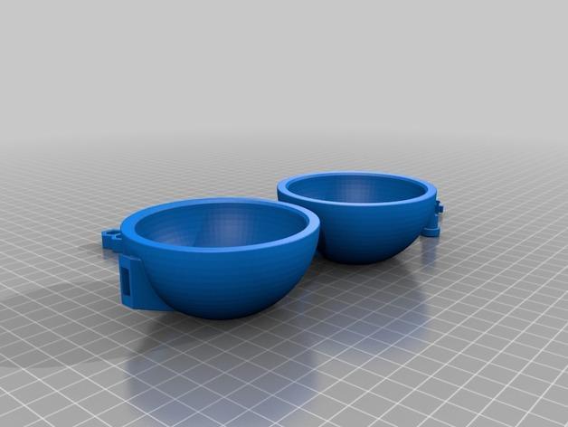 雪球制造机 3D模型  图2