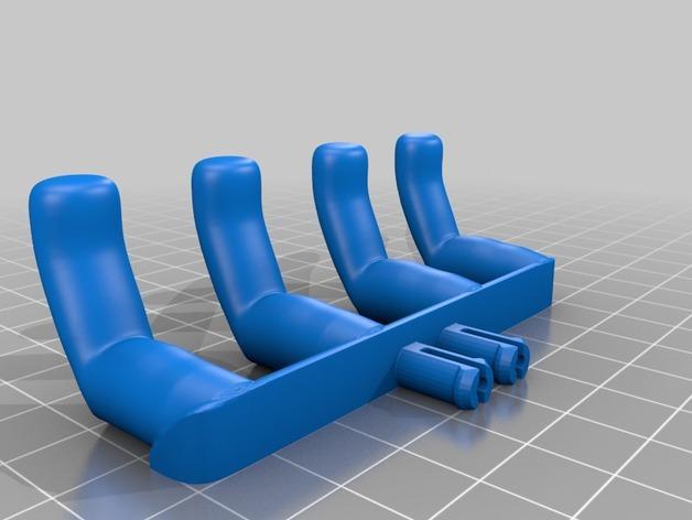 雪雕套件 3D模型  图2