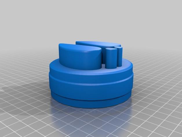 雪雕套件 3D模型  图10