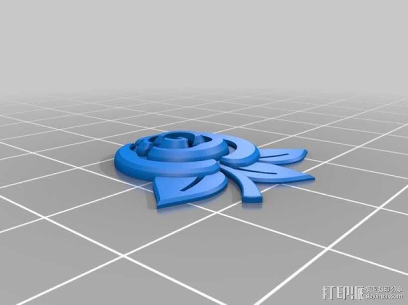 个性化骷髅头 3D模型  图12